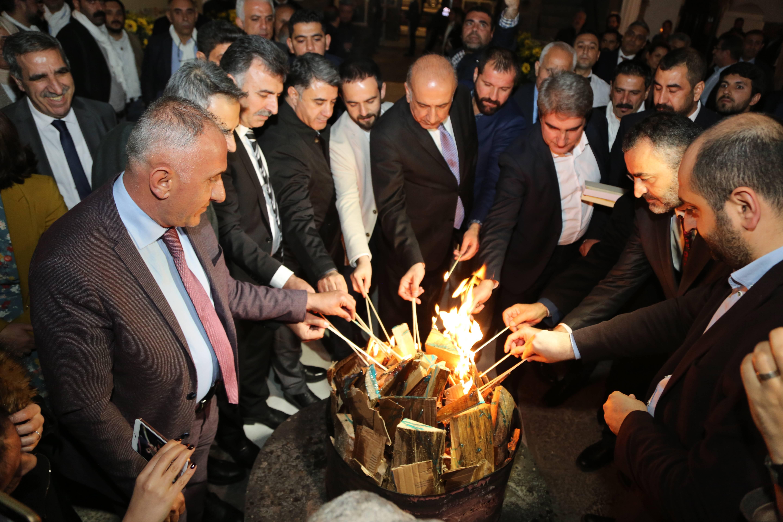 2019 Newroz Resepsiyonu Yapıldı...
