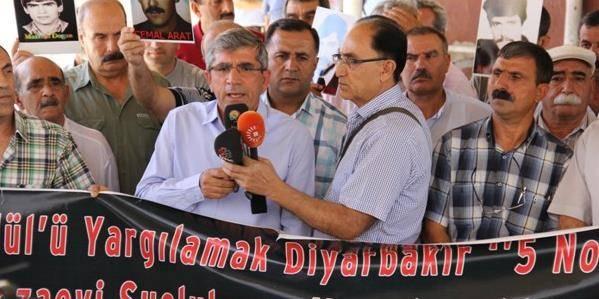 12 Eylül mağdurları için adalet çağrısı