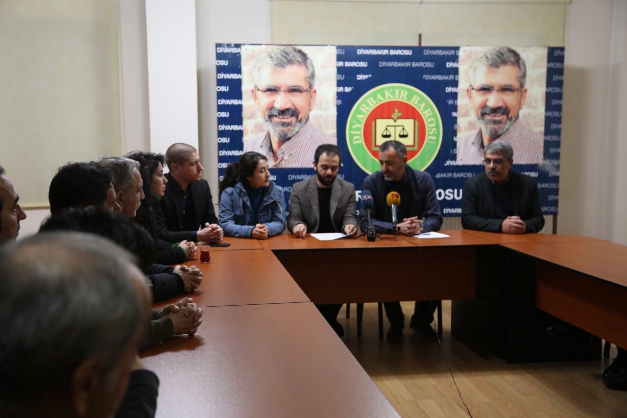 Barış, Demokrasi Ve İyi Hekimlik Değerlerinin Savunucusu Diyarbakır Seçilmiş Belediye Eş Başkanı Dr. Selçuk MIZRAKLI Serbest Bırakılsın!