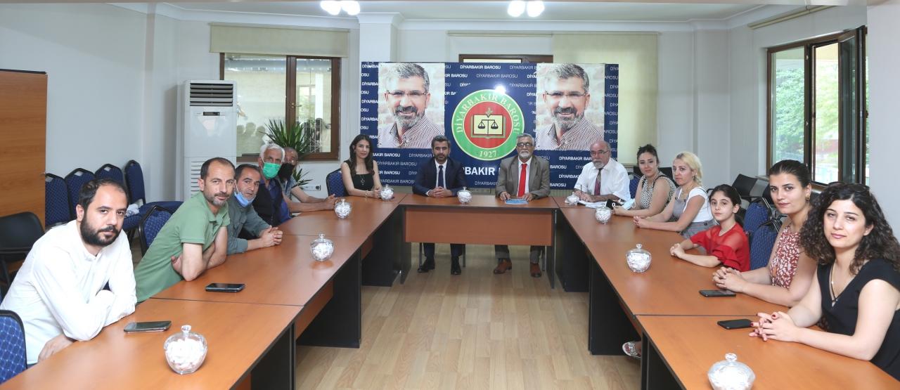 Baromuzun 47. Olağan Genel Kurulunda Seçilen Baro Başkanı Ve Yönetim Kurulumuza Yapılan Tebrik Ziyaretleri…