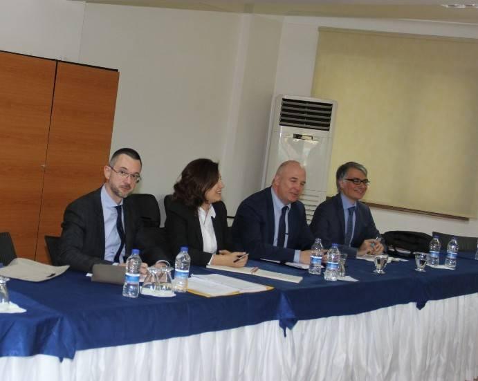 Avrupa Konseyi İnsan Hakları Komiserinin Baromuzu Ziyareti