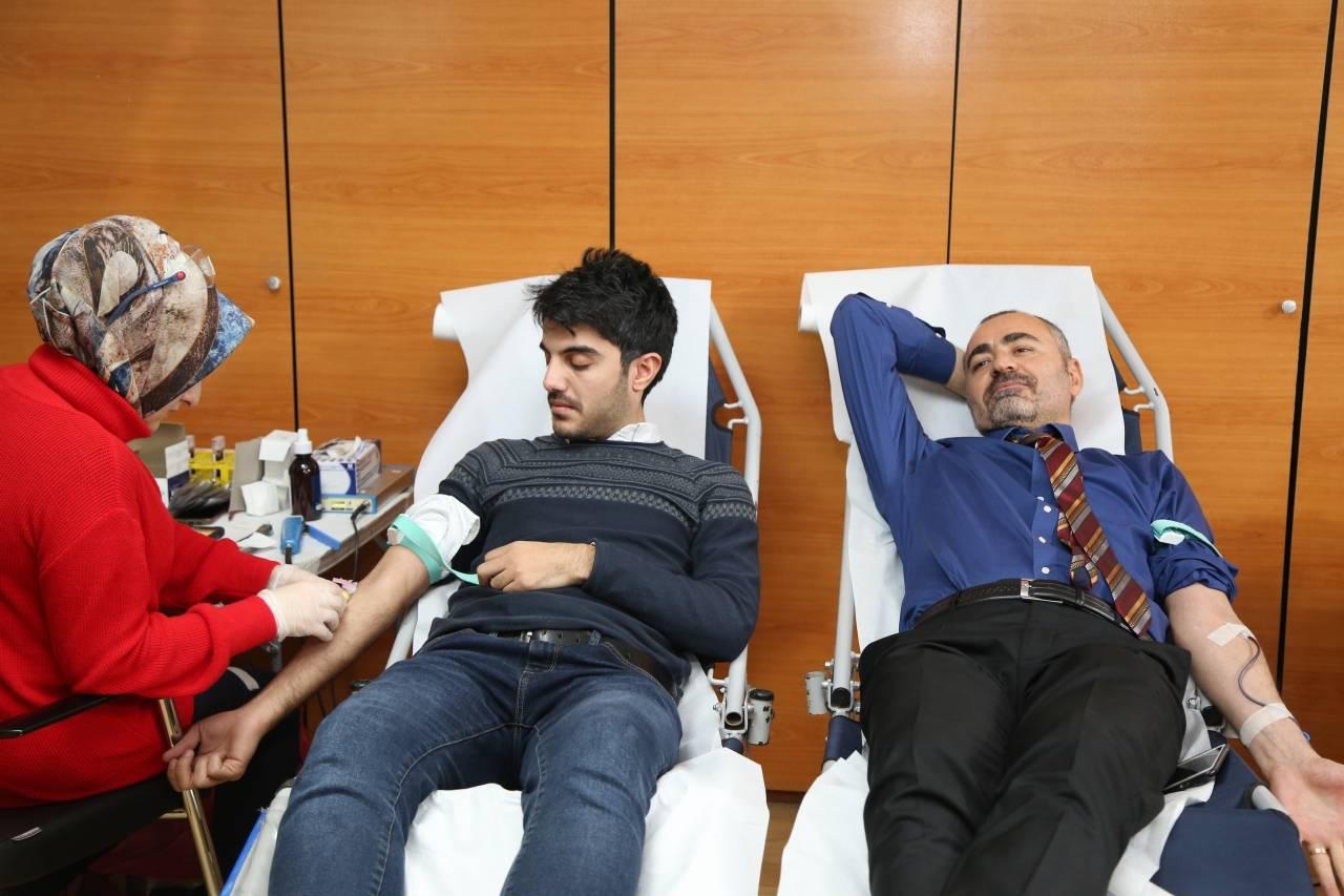 Baromuz Üyelerinden Kök Hücre ve Kan Bağışı…