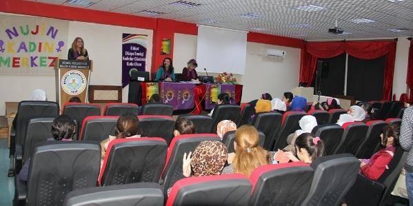 Bismil, Silvan ve Ergani İlçelerinde Hukuksal seminerler verildi.