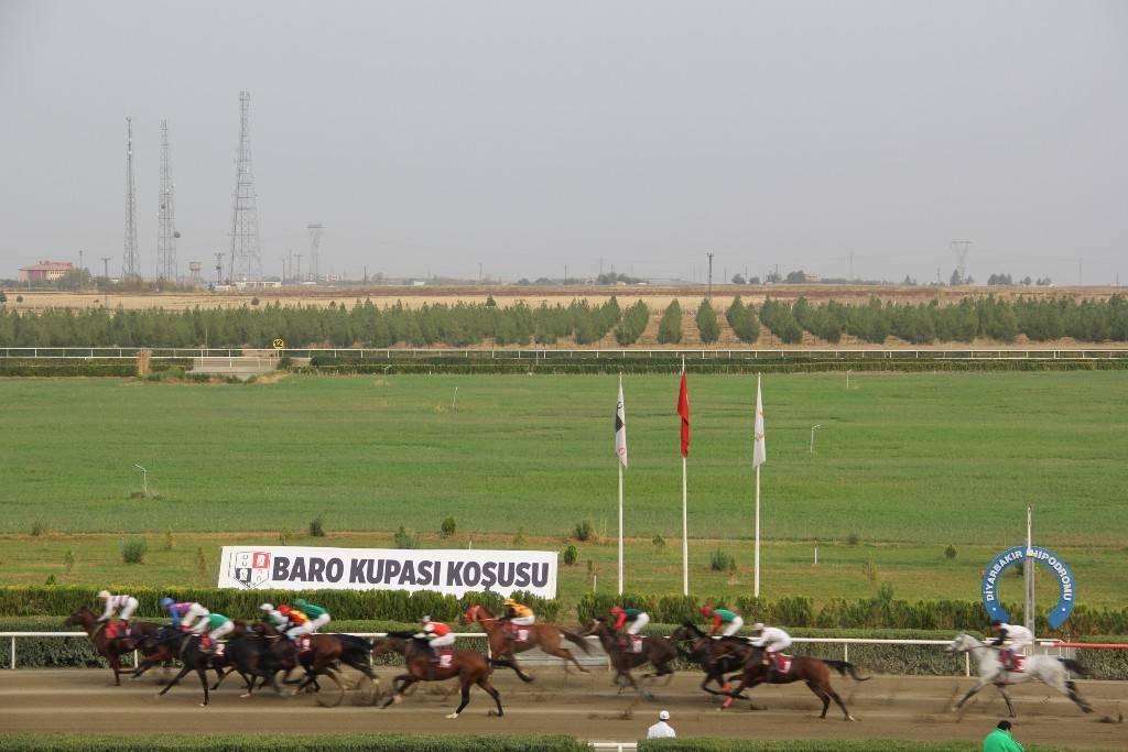 Diyarbakır Barosu Kupası Koşusu Yapıldı