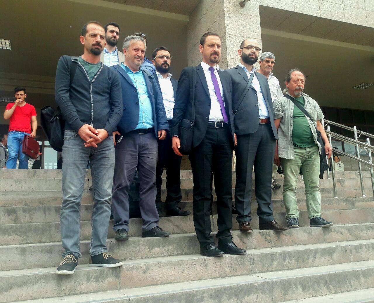 Diyarbakır Barosu Lice Davasında