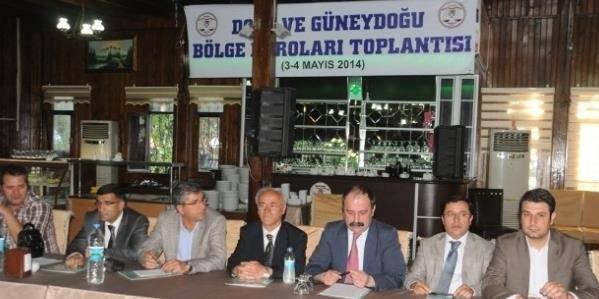 DOĞU VE GÜNEYDOĞU BÖLGE BAROLARI ŞIRNAK TOPLANTISI SONUÇ BİLDİRİSİ
