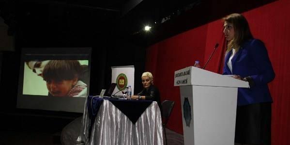 Mağdur Çocuklarla İletişim Teknikleri semineri..