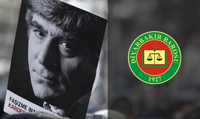 Hrant Dink Cinayetinin 13. Yılında Baromuzdan Basın Açıklaması
