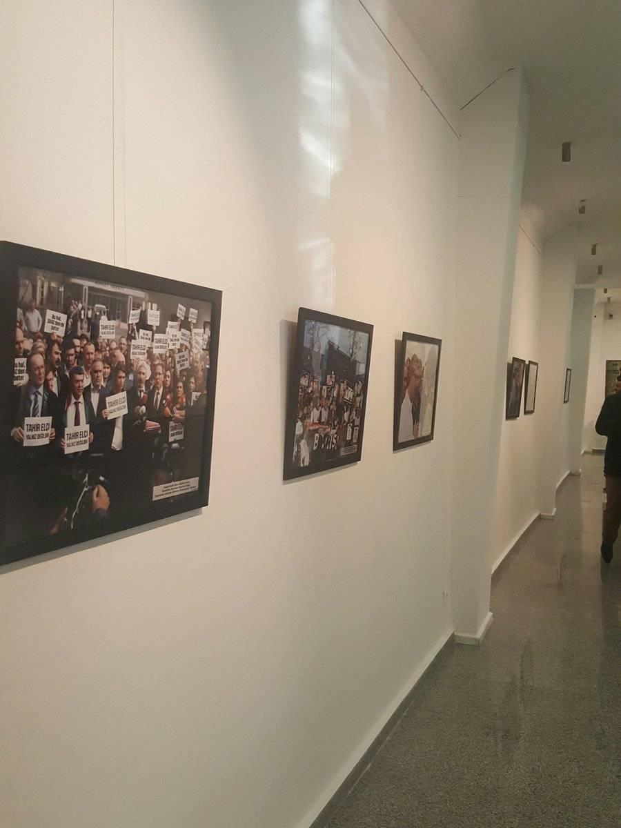 Tahir ELÇİ Fotoğraf Sergisi Açıldı...