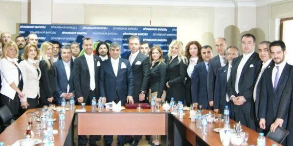 Türkiye Genç İş Adamları Konfederasyonu ( TUGİK) Başkan Ve Yönetim Kurulu Üyelerinin Baromuzu Ziyareti